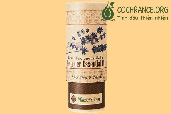 Tinh dầu oải hương Ecolife